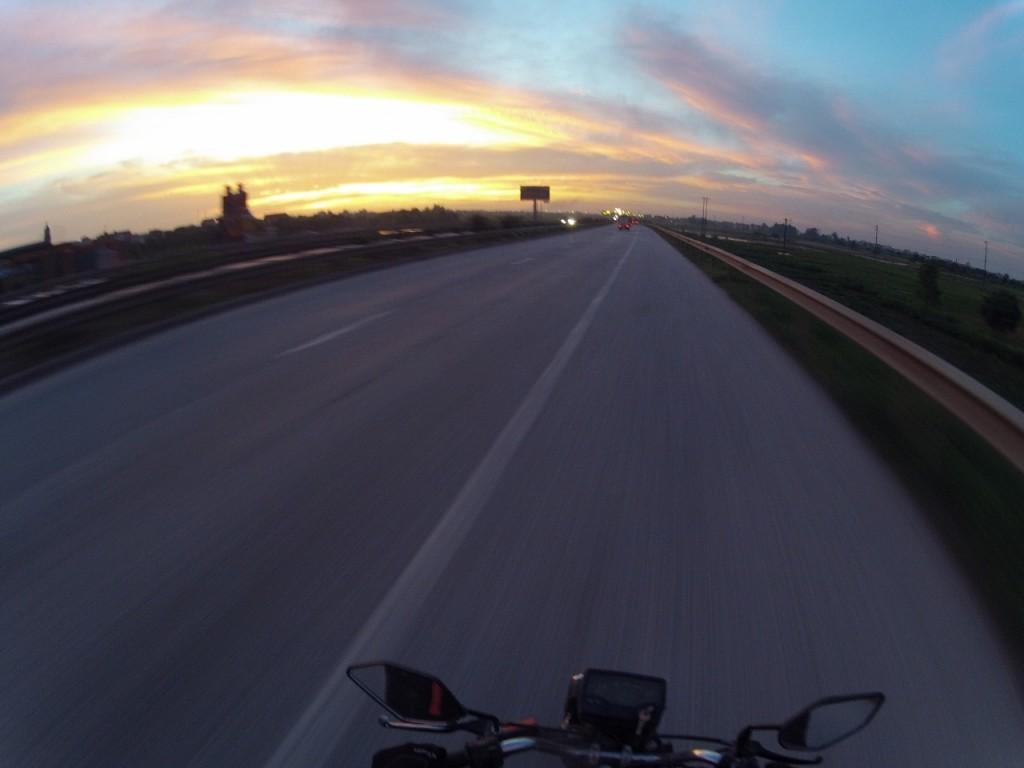 Highway to Hanoi!