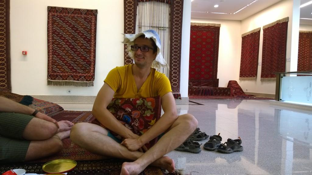 Ashgabat Carpet Museum