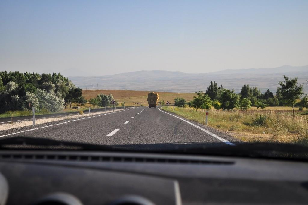 Drumul spre Cappadocia