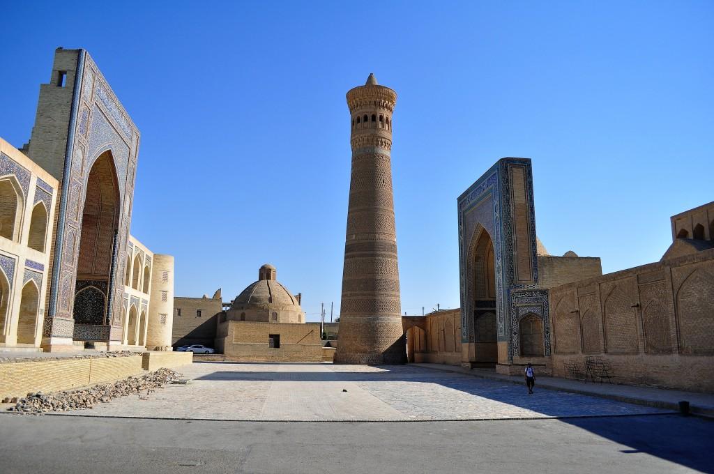 Bukhara Kalyan Minaret