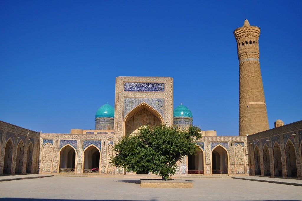 Moscheea Po-i-Kalyan din Bukhara