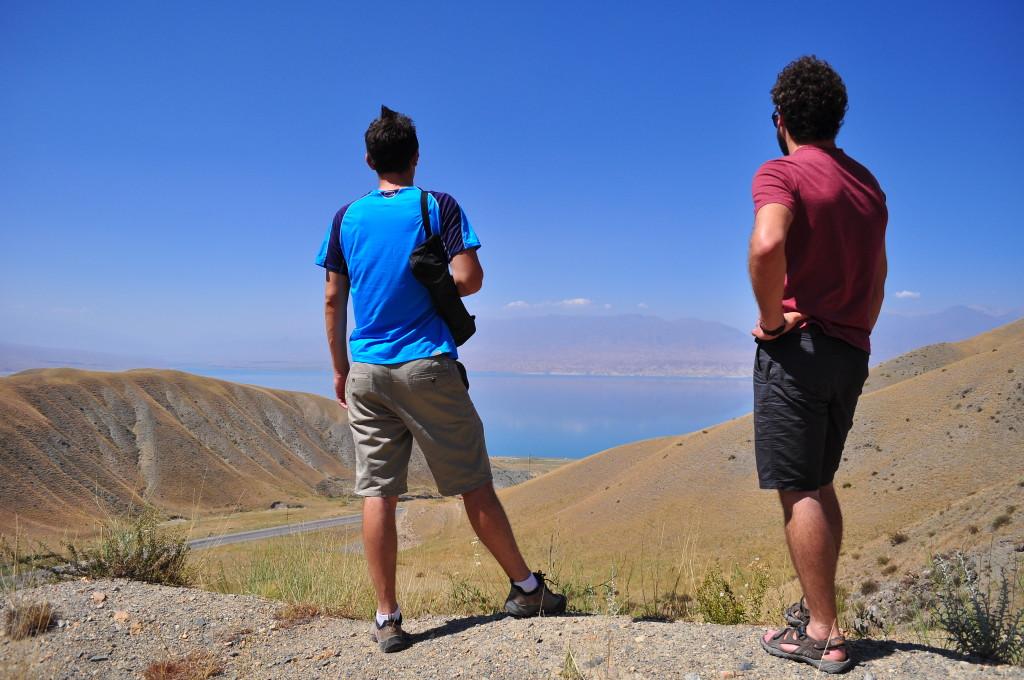 Toktogul Lake